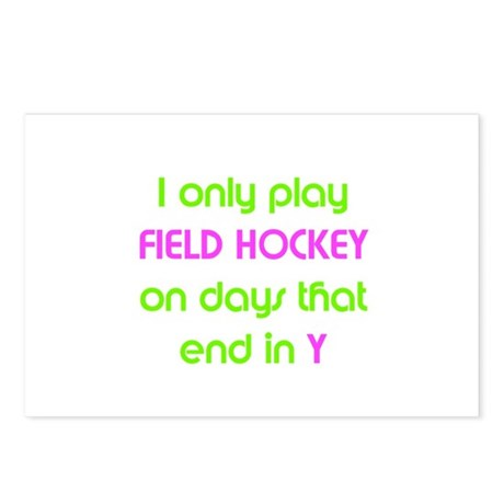 SportChick's HockeyChick Days Postcards (Package o