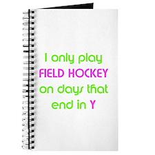 SportChick's HockeyChick Days Journal