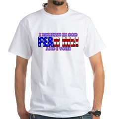 Fear Me! (God) Shirt