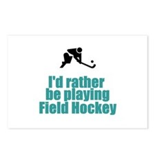 SportChick's HockeyChick Rather Postcards (Package