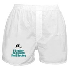 SportChick's HockeyChick Rather Boxer Shorts
