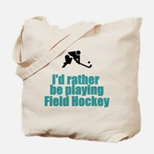 SportChick's HockeyChick Rather Tote Bag