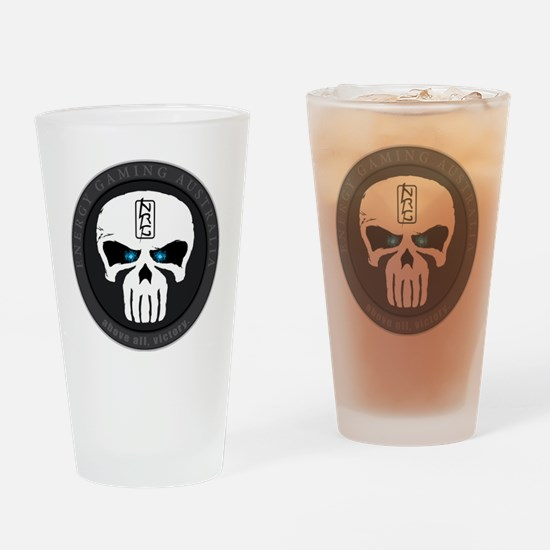 Cute Gamer clan Drinking Glass