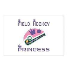 SportChick's HockeyChick Princess Postcards (Packa