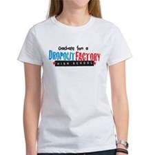 Dropout Factory High School Tee