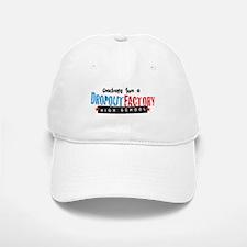Dropout Factory High School Baseball Baseball Cap