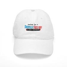 Dropout Factory High School Baseball Cap