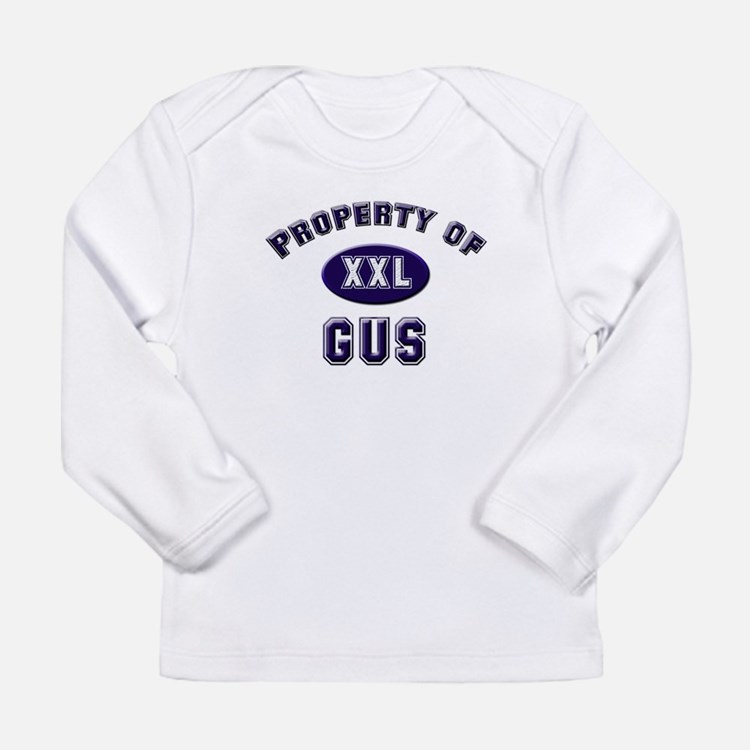 Property of gus Long Sleeve T-Shirt