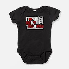 I LOVE BEATBOXING Baby Bodysuit