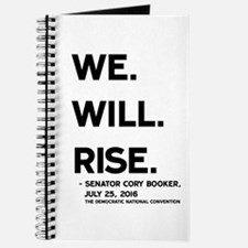 We. Will. Rise. Journal