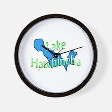 Lake Hatchineha Wall Clock