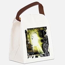 Unique Window Canvas Lunch Bag