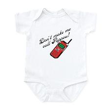Don't Make Me Call Pappou Infant Bodysuit