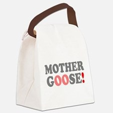MOTHER GOOSE! - Canvas Lunch Bag