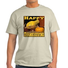Happy Thanksgiving Gourds T-Shirt