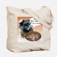 Mastiff fluffy Turkey Tote Bag