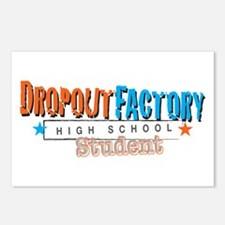 Dropout Factory High School Postcards (Package of