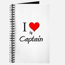 I Love My Captain Journal