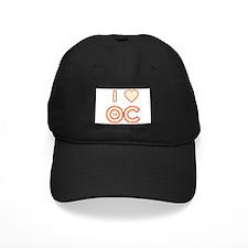 I Love the OC Baseball Hat
