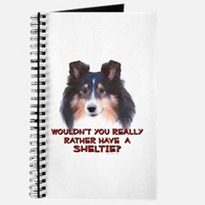 Rather Have a Sheltie Journal