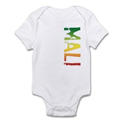 Mali Stamp Infant Bodysuit