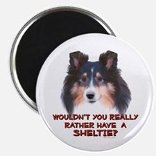 Rather Have a Sheltie Magnet