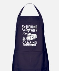 Cool Camping Apron (dark)