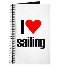 I love sailing Journal