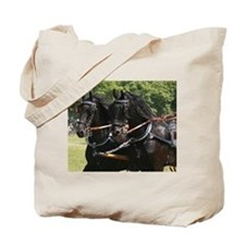 """Friesian 10"" Tote Bag"