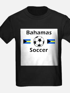 Bahamas Soccer T-Shirt
