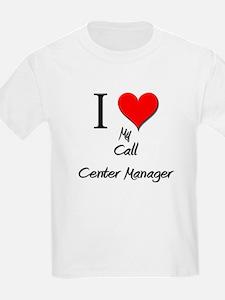 I Love My Caliologist T-Shirt