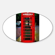 Phone Box Decal