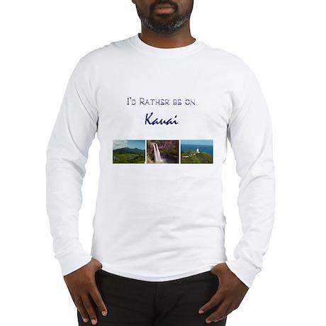 Kauai Long Sleeve T-Shirt