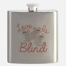 Love Is Blind Flask