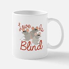 Love Is Blind Mugs