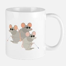 Three Blind Mice Mugs