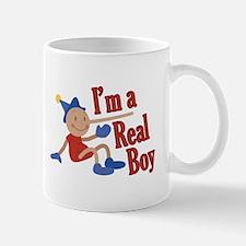 A Real Boy! Mugs