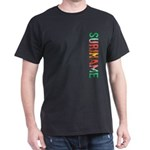 Suriname Stamp Dark T-Shirt