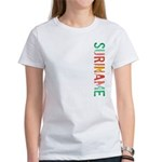 Suriname Stamp Women's T-Shirt