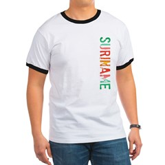 Suriname Stamp T