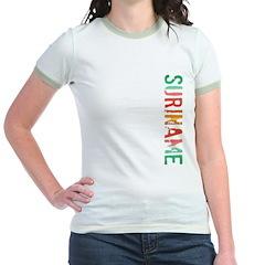 Suriname Stamp T