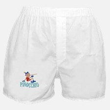 Pinnocchio Boxer Shorts