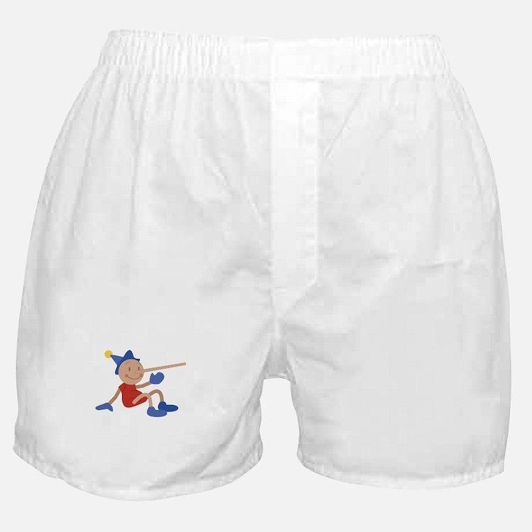 Pinocchio Boxer Shorts