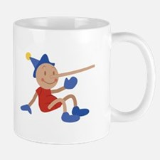 Pinocchio Mugs