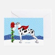 Great Dane Harle UC Mail Greeting Card