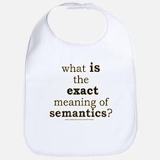 Funny Semantics Joke Bib