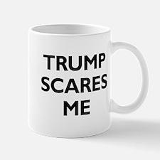 Trump Scares Me Mug