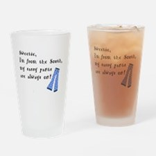 Unique Southern Drinking Glass