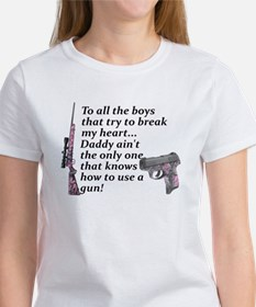 Daddy ain't the only one who knows how to T-Shirt
