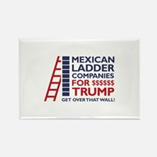 Mexican Ladder Companies Rectangle Magnet